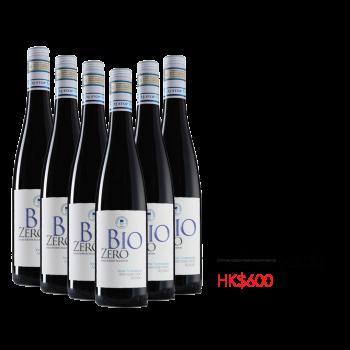 Cascina del Colle Bio Zero D.O.C. Abruzzo Red x 1箱 (6枝)