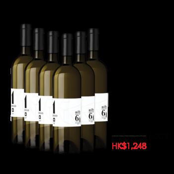1 Sorso Moscato Secco - Millenovecento64 x 1箱 (6枝)