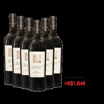 Le Vigne Di Silvia Artemio I.G.T. x 1箱 (6枝)