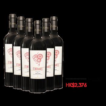 Le Vigne Di Silvia Itinerante I.G.T. x 1箱 (6枝)